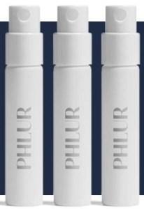 phlur fragrance samples
