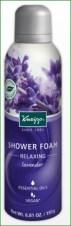kneipp shower foam relaxing lavender