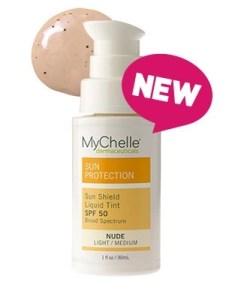 mychelle sun shield SPF 50