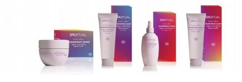 spa raitual passionfruit agave products