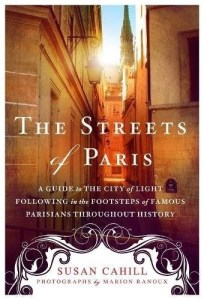 book: the streets of paris