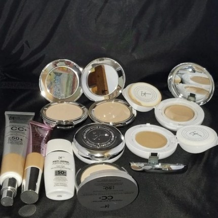 it cosmetics spf 50 group of produdcs by alison blackman