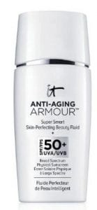 anti aging armour spf 50+ IT cosmetics