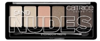 catrice new sand nudes eyeshadow palette