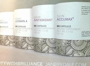 skin accumax and other dietary supplements