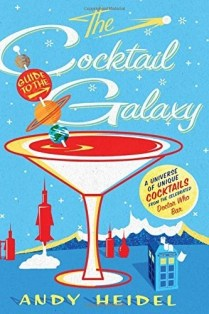Book cocktail galaxy
