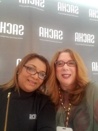sasha cosmetics bradelis New York AMCONYC Runway Show Alison Blackman5