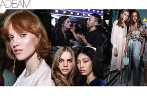 Steal This Runway Look NOW!  NARS Beauty Report: Adeam SS2018