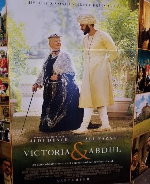 movie posters victoria and abdula