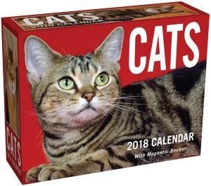 cats 2018 calendar
