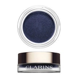 clarins ombre matte eye shadow in midnight Blue http://www.clarins.com