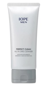 iope men cleanser