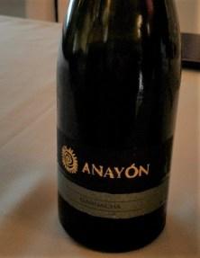 anayon grenache wine