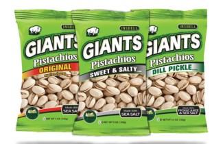 giants pistachios
