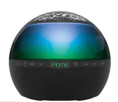 ibt175 ihome disco ball