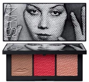 may ray for nars the veild check palatte
