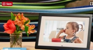You Won't Believe What This New Digital Photo Frame Can Do!