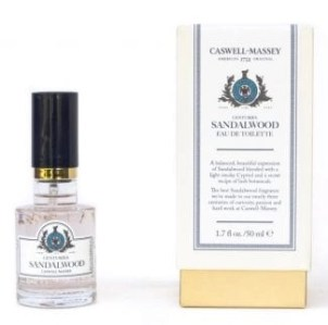 Caswell-Massey Centuries sandalwood with the box