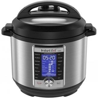 Instant Pot Ultra 6 Qt 10-in-1 Multi- Use