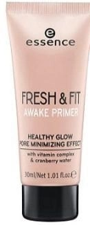 fresh and fit awake primer Essence Cosmetics