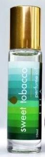 Lua skincare perfume oil sweet tobacco