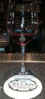 photos by Alison Blakmcan the cellarss wine bar on NCL Bliss