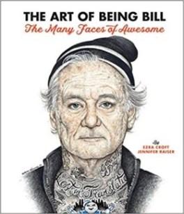 teh art of being bill bill murray book cover