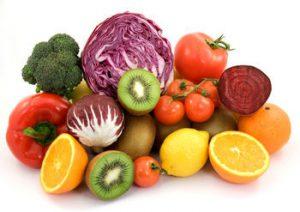 diet healthy food studio isolated