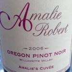 Amalie Robert Pinot Noir 2006