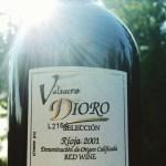Valsacro Dioro 2001 Rioja
