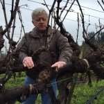 Winemaker David Munksgard