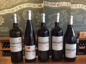Santa Barbara wine