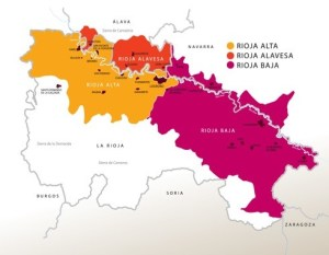 Sub regions