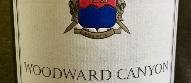2012 Woodward Canyon Chardonnay