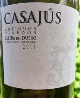 2011 Casajus Antiguous Vinedos