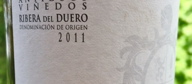 2011 Casajus Antiguous Vinedos