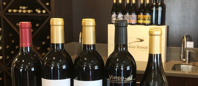 Goose Ridge Estate Vineyard & Winery Tasting Room (Woodinville)