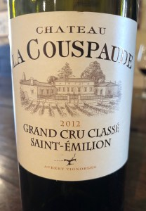 Grand cru st emilion bordeaux