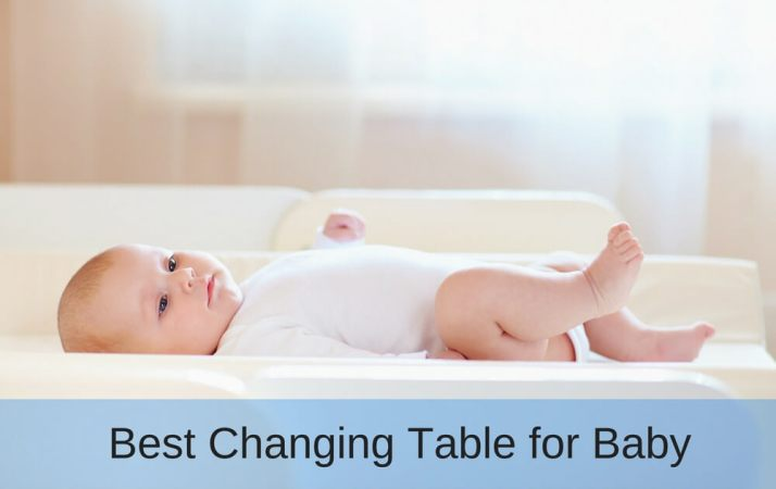 Best Changing Table for Baby