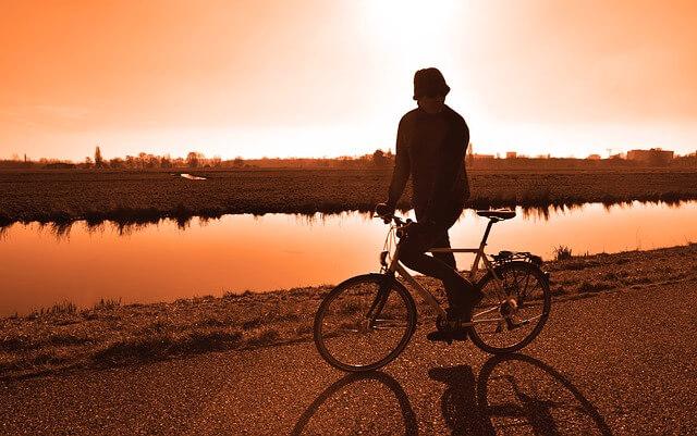 biking for health