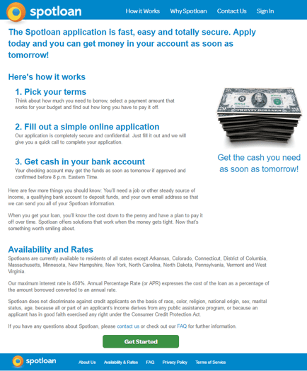 Greater Bank Personal Loan