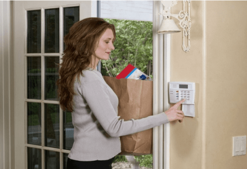 Best House Alarms 2017 Uk