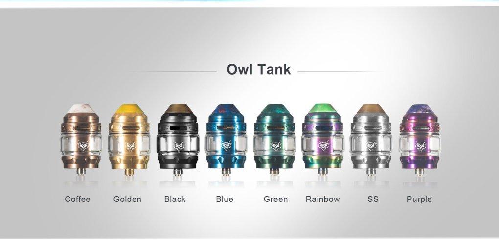 Advken Owl Tank 8 Colors