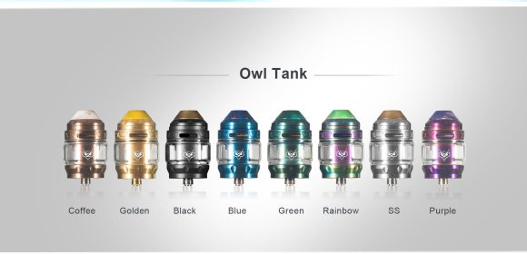 Advken Owl Tank 8 Colors