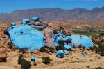 Piedras Azules Tafroute