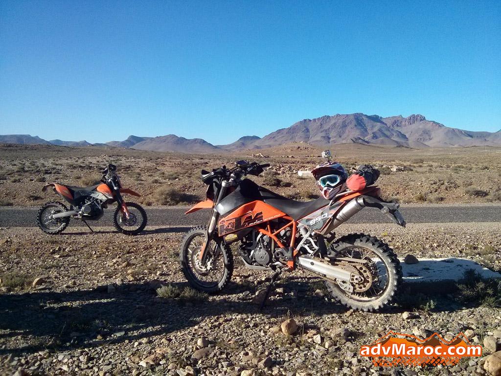 Gasolinera de Marruecos