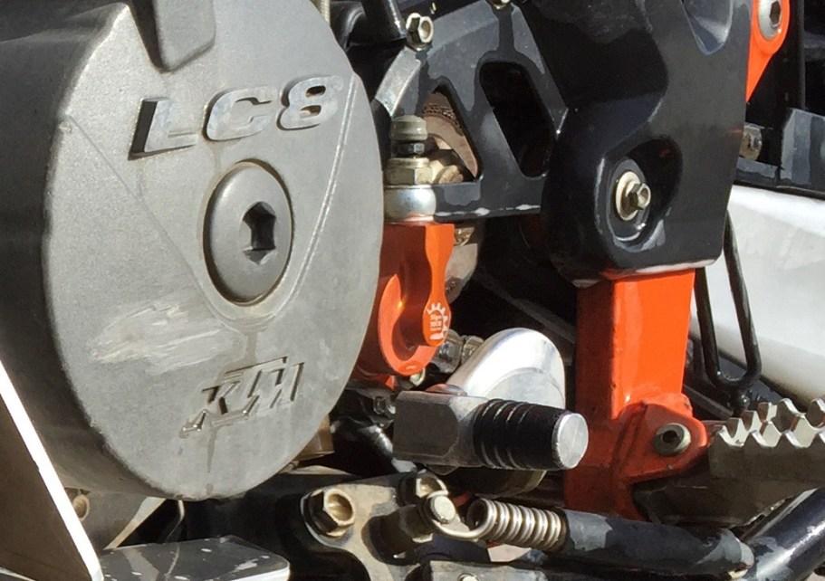 empujador KTM Sigutech
