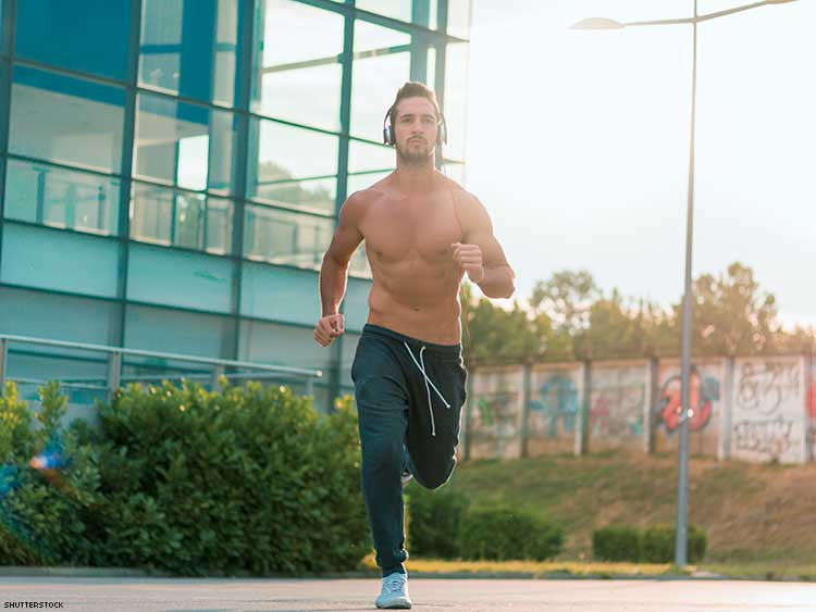 How Running Toward HIV Can Save Your Life