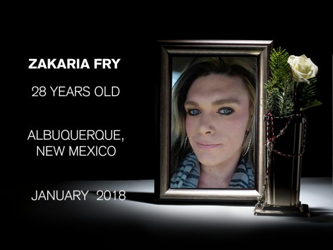 These Are the Trans People Killed in 2018