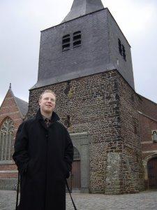 Advocaat Peter Verpoorten. vonnis over geïnterneerden